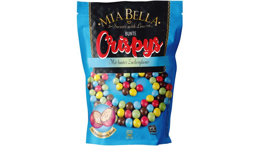 MIA BELLA Bunte Crispies