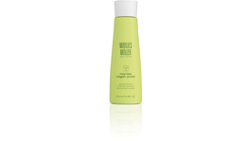 MARLIES MOeLLER Beauty Shampoo