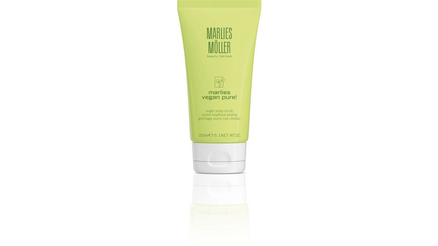 MARLIES MOeLLER Vegan Pure Sugar Scalp Scrub