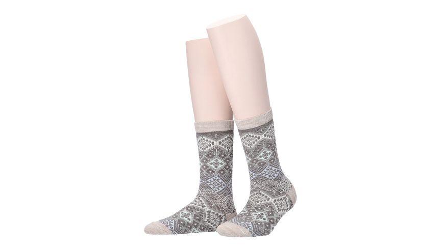 MOVE UP Norweger Socke