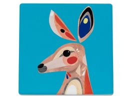 MAXWELL WILLIAMS Keramikuntersetzer Kangaroo