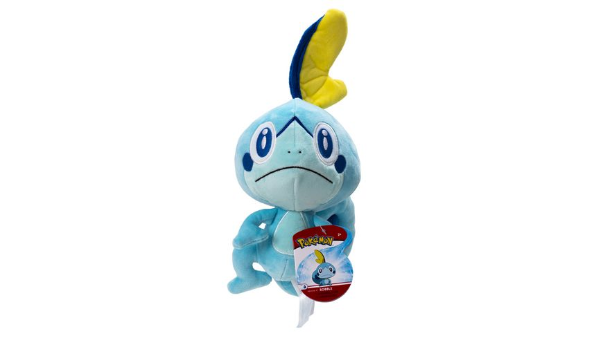 BOTI - Pokemon Plüsch Schwert & Schild, 1 Stück, sortiert