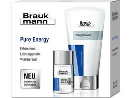 Hildegard Braukmann BRAUKMANN Set Pure Energy