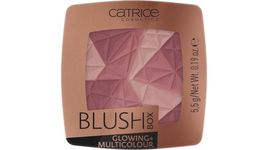 Catrice Blush Box Glowing Multicolour