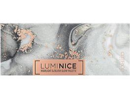 Catrice Highlighter Luminice Highlight Blush Glow Palette