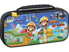 Switch Travel Case Super Mario Maker2 NNS50C Off Liz