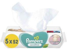 Pampers Feuchte Tuecher Sensitive 2x