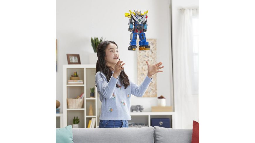 Hasbro Power Rangers Beast Morphers Beast X Ultrazord Power Rangers Action Figur aus der Power Rangers TV Serie