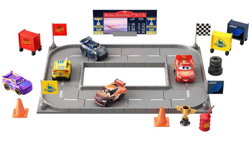 Mattel GGV65 Disney Cars Adventskalender
