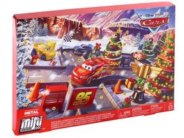 Mattel GGV65 Disney Cars Adventskalender
