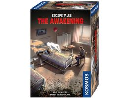 KOSMOS Escape Tales The Awakening Loest die Raetsel Erlebt die Geschichte