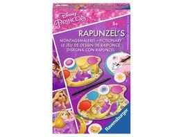 Ravensburger Spiel Rapunzels Montagsmalerei Das kreative Mal und Sammelspiel von Ravensburger