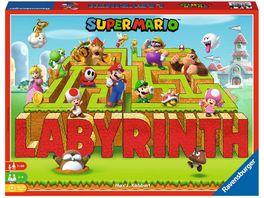 Ravensburger Spiel Super Mario Labyrinth
