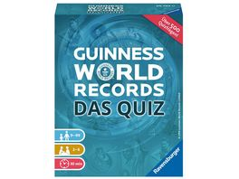 Ravensburger Spiel Guinness World Records Das Quiz