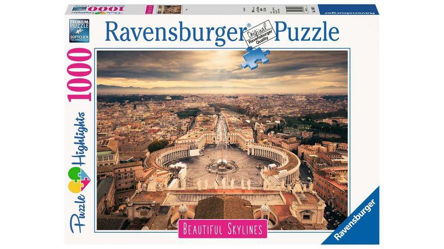Ravensburger Puzzle Rome 1000 Teile