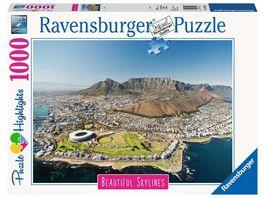 Ravensburger Puzzle Cape Town 1000 Teile