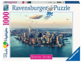 Ravensburger Puzzle New York 1000 Teile
