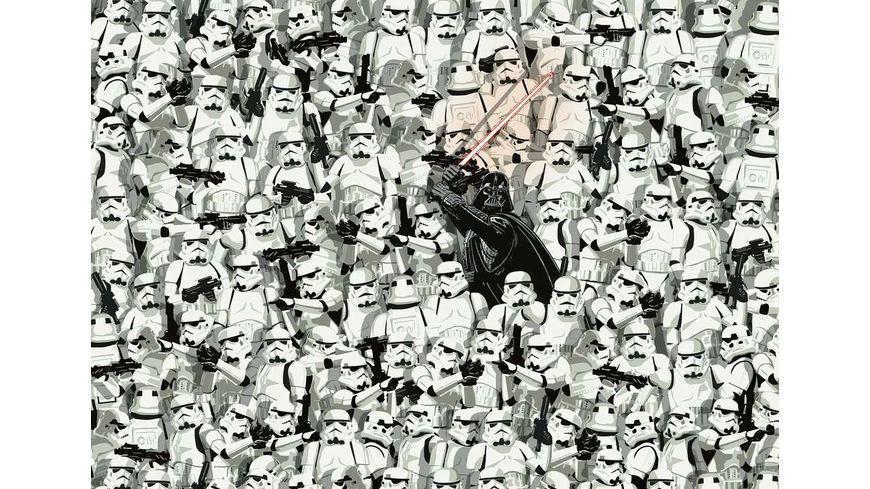 Ravensburger Puzzle Star Wars 1000 Teile