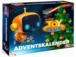 CRAZE Adventskalender Super Toy Club
