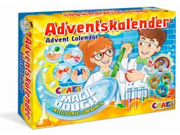 CRAZE Adventskalender Magic Dough