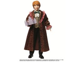 Mattel Harry Potter Weihnachtsball Ron Weasley Puppe