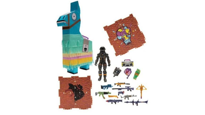 Jazwares Fortnite Lama Birthday Pinata Dark Voyager