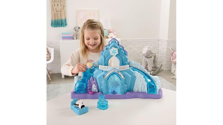 Fisher Price Little People Frozen Elsas Eispalast