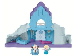 Fisher Price Little People Frozen Elsas Eispalast