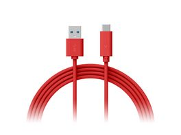 Kabel Colour Line Typ C USB C to USB 3 0 1m Red