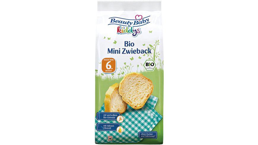 Beauty Baby Bio Mini-Zwieback