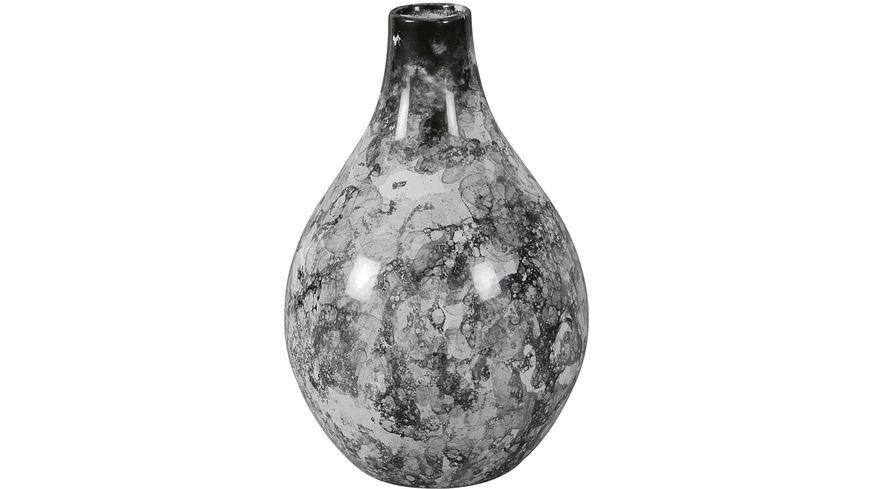 """Vase """"Marble"""" 18x18x25cm"""