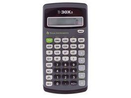 TEXAS Taschenrechner TI 30 Xa
