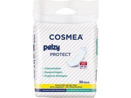 Cosmea Pelzy Protect Vlieswindeln Saugvorlagen 30 Stueck