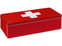 Aufbewahrungs Box First Aid
