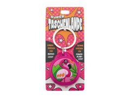H H Super Taschenlampe Flamingo