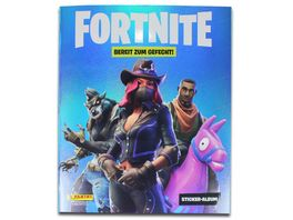 Panini Fortnite Sammelsticker Album