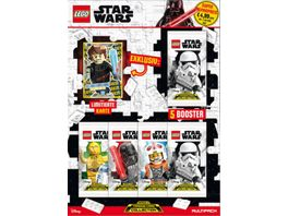 Blue Ocean LEGO Star Wars Trading Cards Serie 2 Multipack