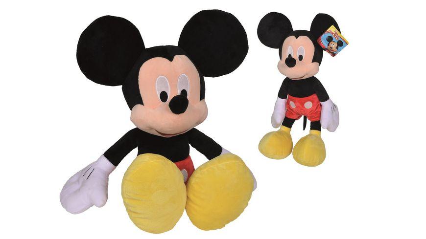 Simba - Disney - Disney Plüsch Mickey Maus 61cm
