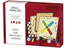 ASS Altenburger Spielesammlung mit extra grossen Spielsteinen