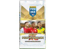 Panini FIFA 365 2020 Booster