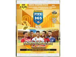 Panini FIFA 365 2020 Mega Starter Pack