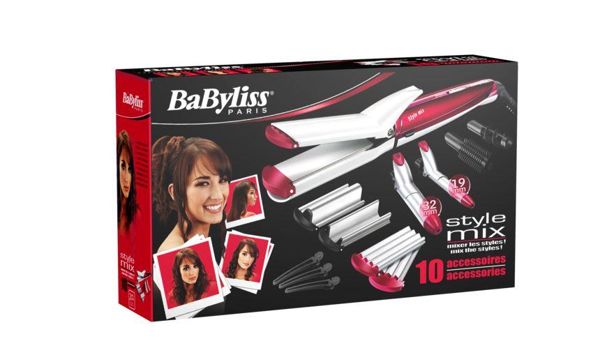 BaByliss Style Mix Multi Styler