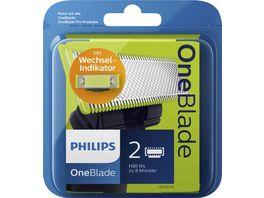 PHILIPS Norelco OneBlade Ersatzklinge QP220 50