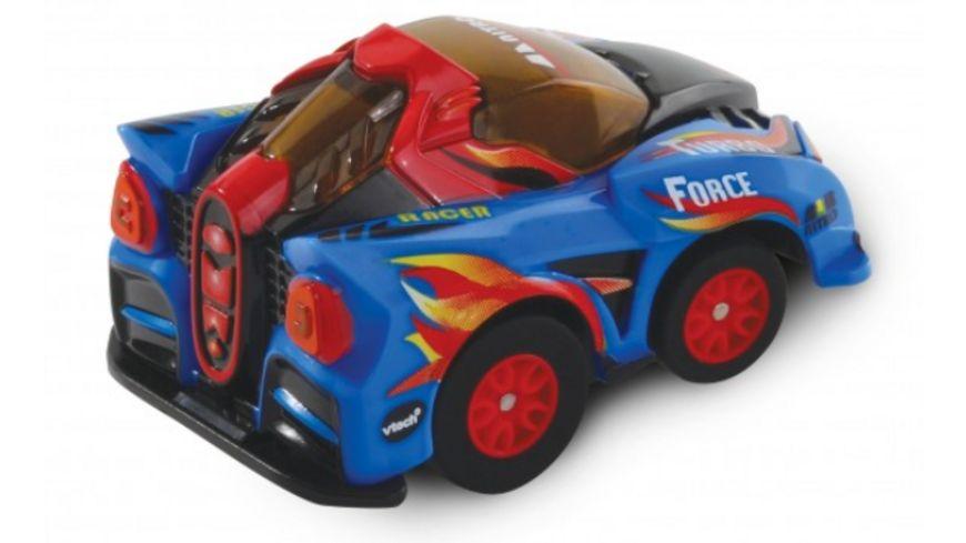 VTech Turbo Force Racers Race Car blau