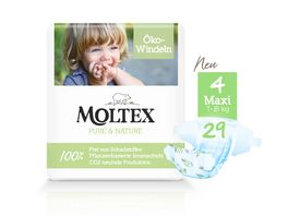 MOLTEX Pure Nature Groesse 4 Maxi 7 18 kg