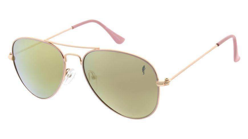 GNTM Sonnenbrille rosa