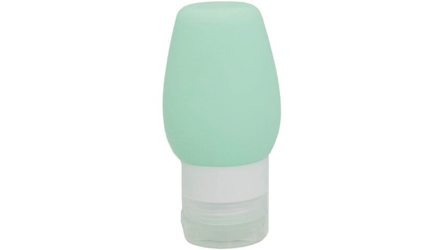 Soapland Silikonreisefläschchen Mint 60 ml