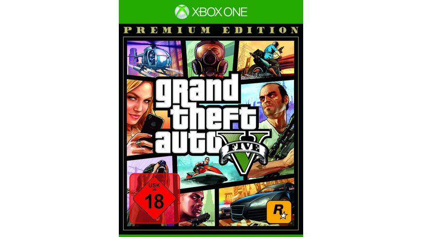 Grand Theft Auto V (Premium Edition)