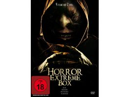 Horror Extreme Box 2 DVDs