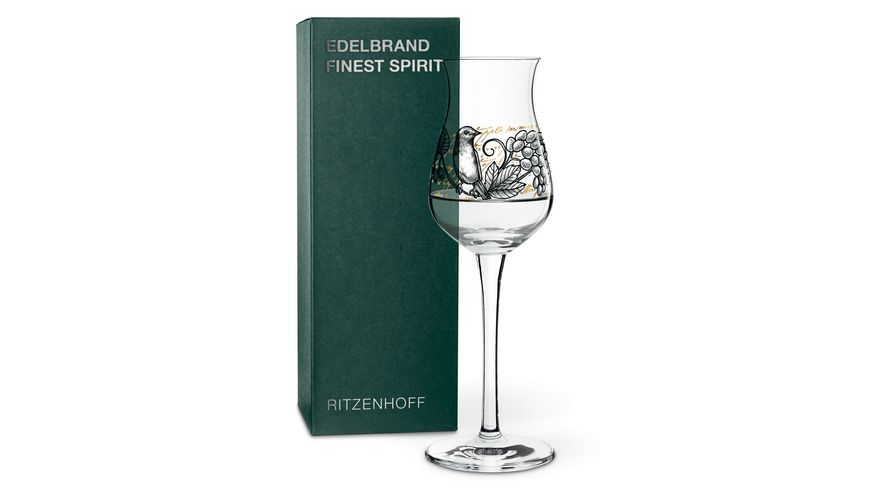 RITZENHOFF Edelbrand Kelchglas von Dorothee Kupitz